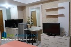Ruang Tamu Apartemen J-1202-2
