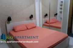 Kamar Apartemen Depok J-1202